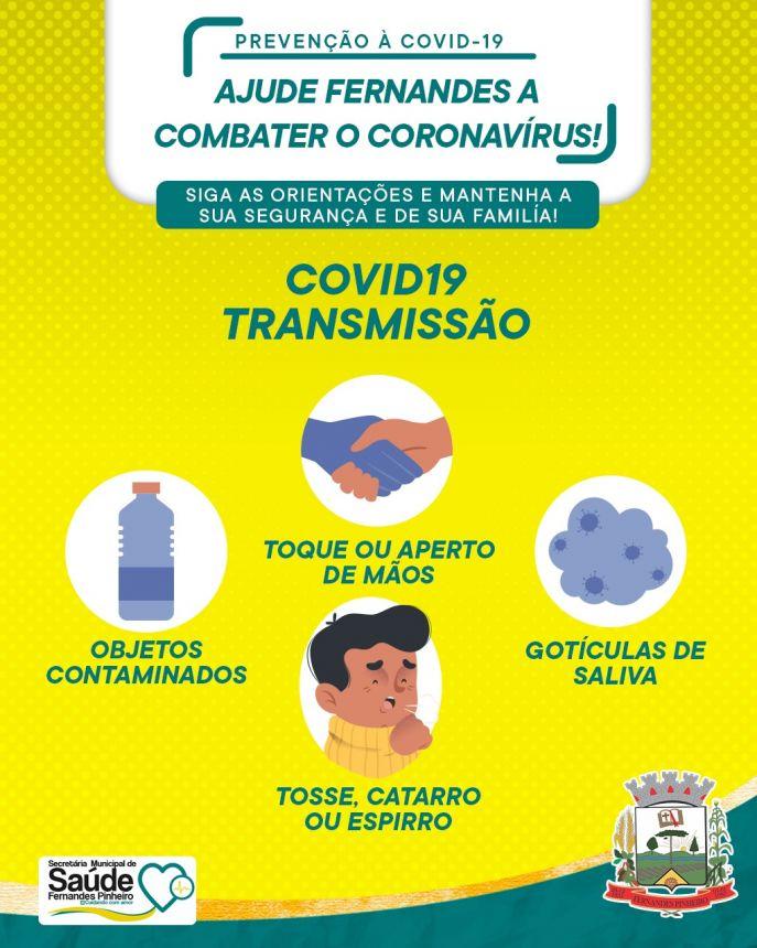 PREVENÇÃO AO COVID-19