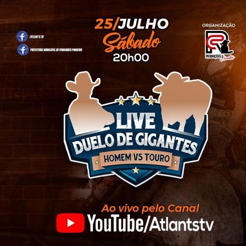 LIVE DUELO DE GIGANTES