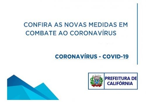 Novo Decreto COVID-19