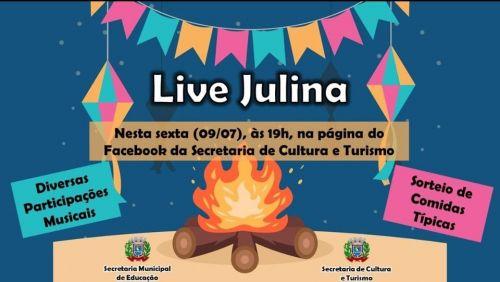 - LIVE JULINA -