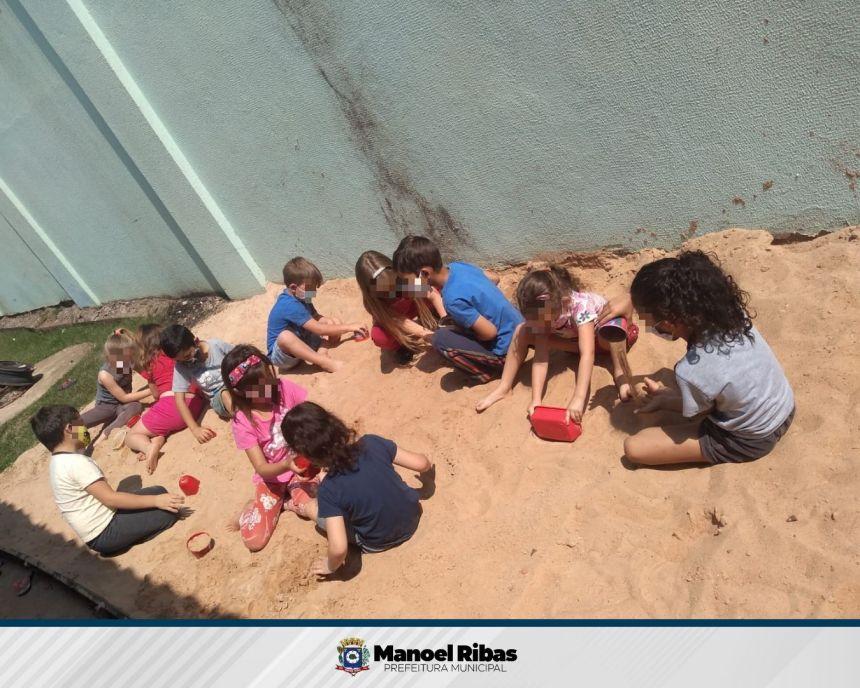 Semana das Crianças nos Cmeis!