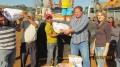 Prefeitura de Manoel Ribas entrega alimentos na Aldeia Indígena Ivaí