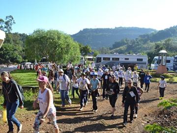 Domingo Dia 4, haverá Caminhada na Natureza em Manoel Ribas
