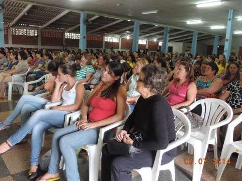Prefeitura promove homenagem no Dia Internacional da Mulher