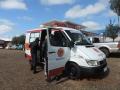 Prefeitura entrega ambulância para o Corpo de Bombeiros