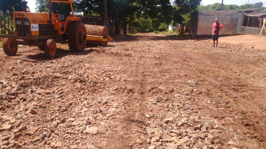 Secretaria de Agricultura e Serviços Públicos não param