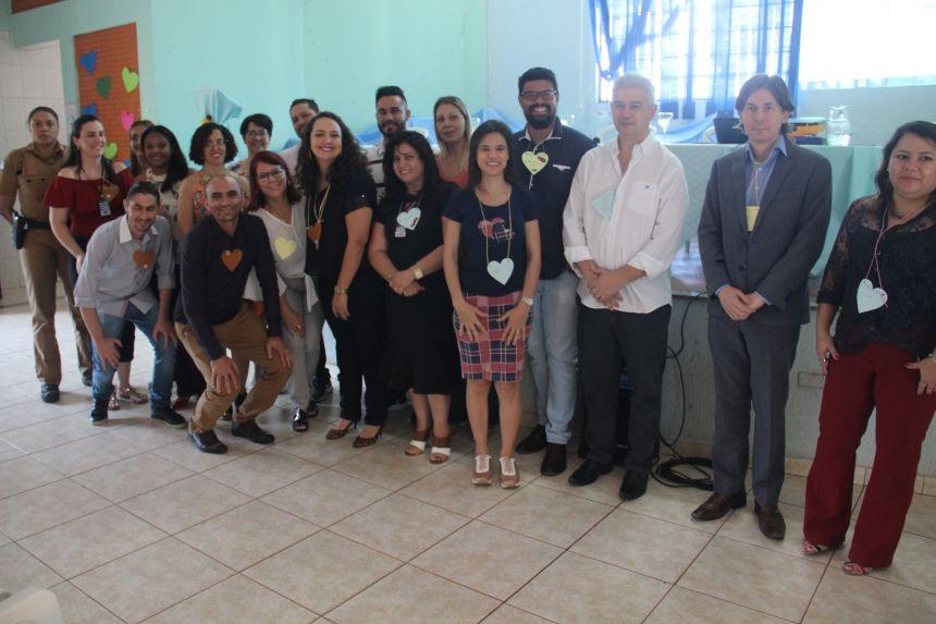 Primeiro seminário de Práticas Restaurativas e Socioeducação de Paiçandu