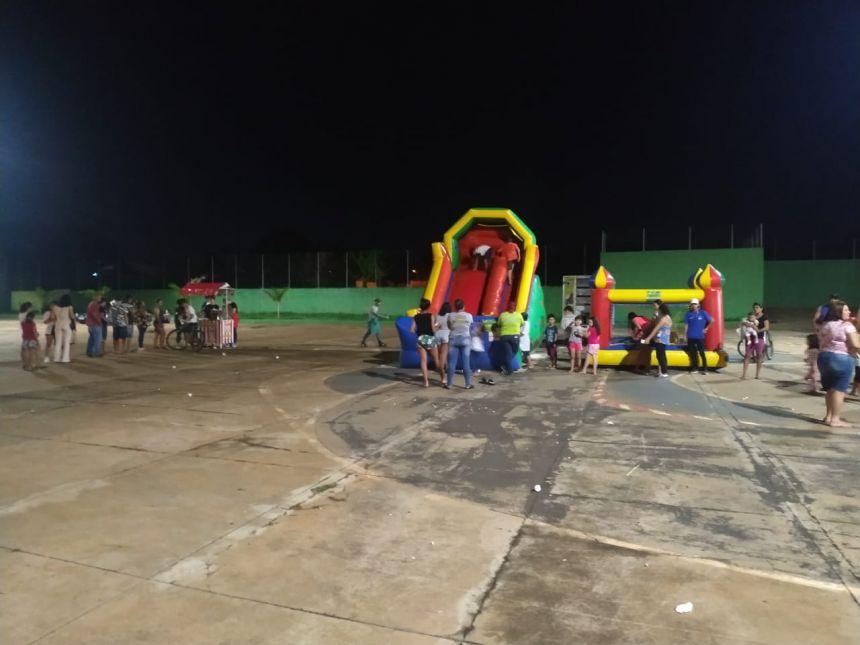Cultura nos bairros no Centro de Eventos