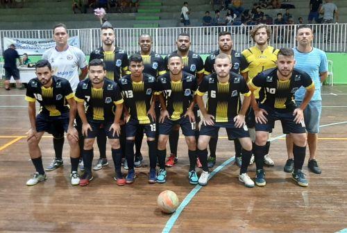 Paiçandu disputa final de campeonato de futsal em Astorga