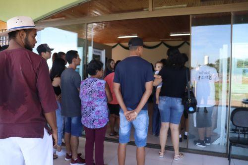 Inauguração do Centro de Informações Turísticas