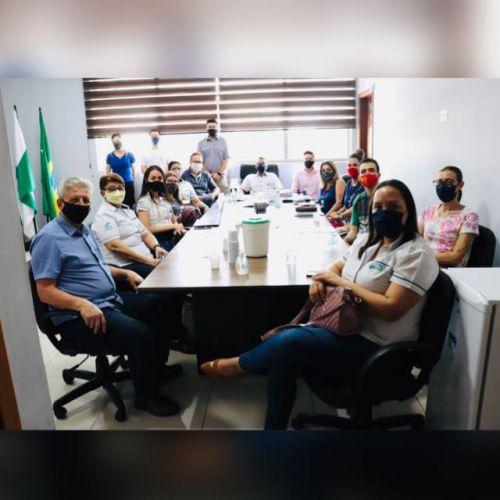 FOTO DA 01 REUNIIAO ORDINARIA  DO COMTER REALIZADA 06/10/2020