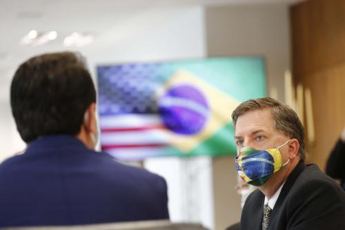 Paraná oficializa pedido para se tornar central de emissão de vistos para os EUA 21/06/2021 - 16:00