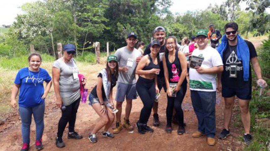 Faxinal realiza com sucesso a 7ª Caminhada Internacional na Natureza 2018