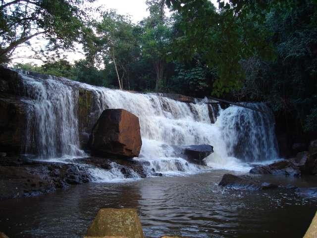 Cachoeira Três Barras