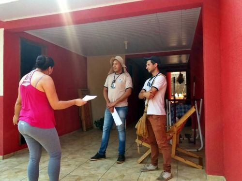 Saúde intensifica o trabalho de prevenção e combate ao escorpião em Faxinal