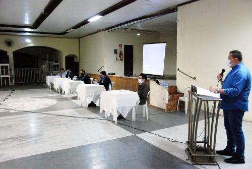 Prefeitura faz 1ª Audiência Pública para debater revisão do Plano Diretor Municipal