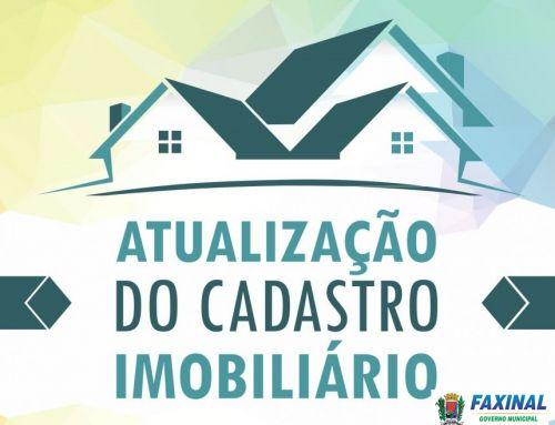 Proprietários de imóveis devem atualizar cadastro imobiliário