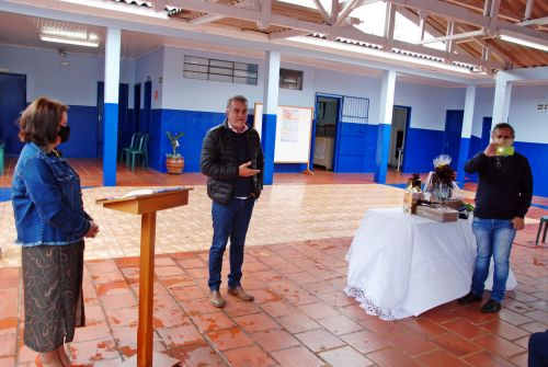 Educação em Faxinal segue avançando com parcerias