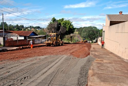 Rua 14 de dezembro receberá asfalto