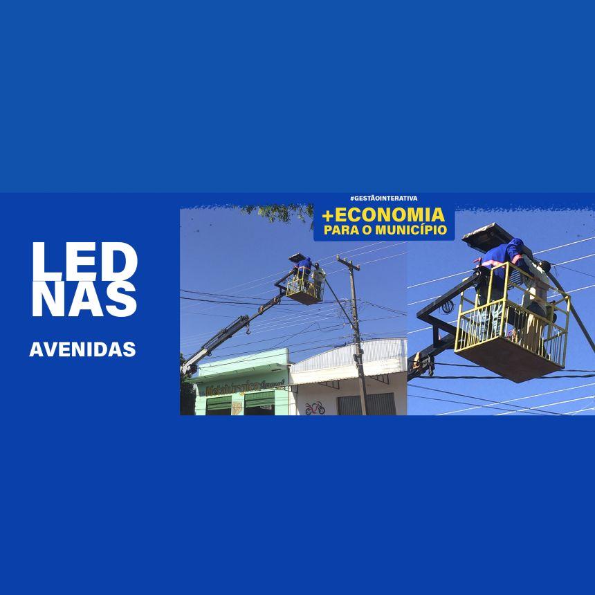 LED NAS AVENIDAS
