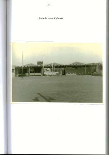 Escola Municipal Padre Mateus Elias. Criação 1992. Foto: Escola Regente Feijó ? 1992.