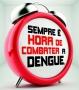 Neste ver�o, combata a dengue