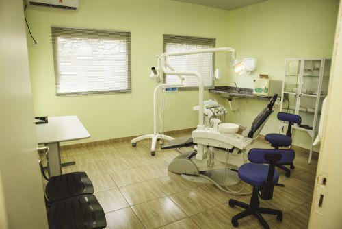 Consultório Odontológico é inaugurado no Bairro Jardim Refúgio.
