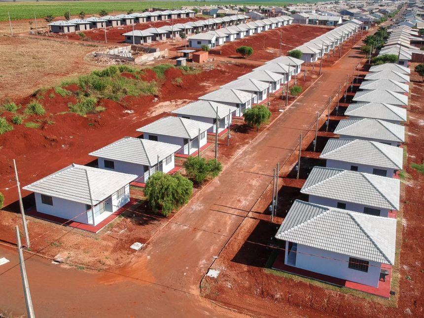 Floresta: programa municipal de habitação investe mais de R$ 2 milhões na construção de 42 casas
