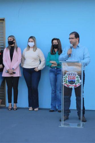 Prefeitura de Floresta realiza a entrega de uma PISCINA DE HIDROGINÁSTICA