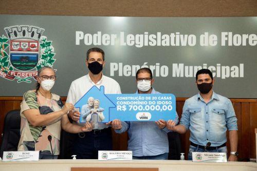 Deputado  Enio Verri viabiliza mais de 900 mil em recursos