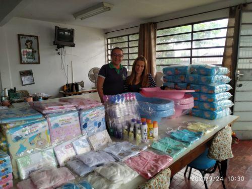 Kit Maternidade: Gestantes podem receber benefício na APMI