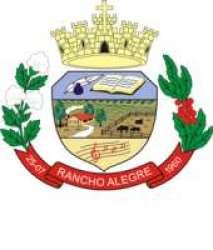 Bras�o Oficial do Municipio de Rancho Alegre.