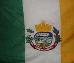 Bandeira Municipal.