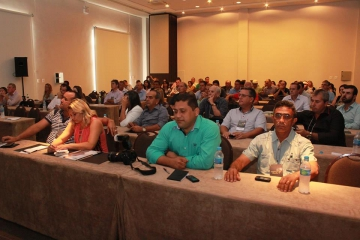 Nos dias 26 a 29/04 participamos em Foz do Igua&cc