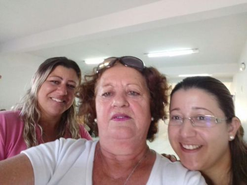 Confraternização do dia das Mães no projeto da melhor Idade (CCI)