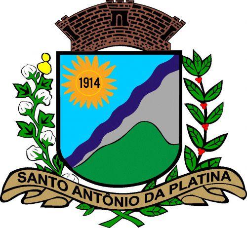 Brasão Municipal de Santo Antônio da Platina