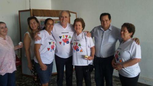 PROJETO AOS PORTADORES DE DOENÇAS CRÔNICAS