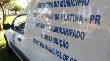 AQUISIÇÃO DE VEICULO PARA  DIVISÃO DE ALMOXARIFADO E DISTRIBUIÇÃO