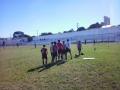 Escola de Futebol Platinense no Estádio da vila São José
