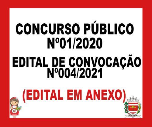 Edital de Convocacao 04/2021
