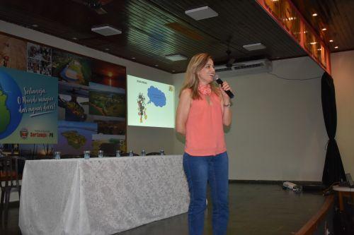 Lançamento do programa jovens empreendedores primeiros passos - Jeep em Sertaneja