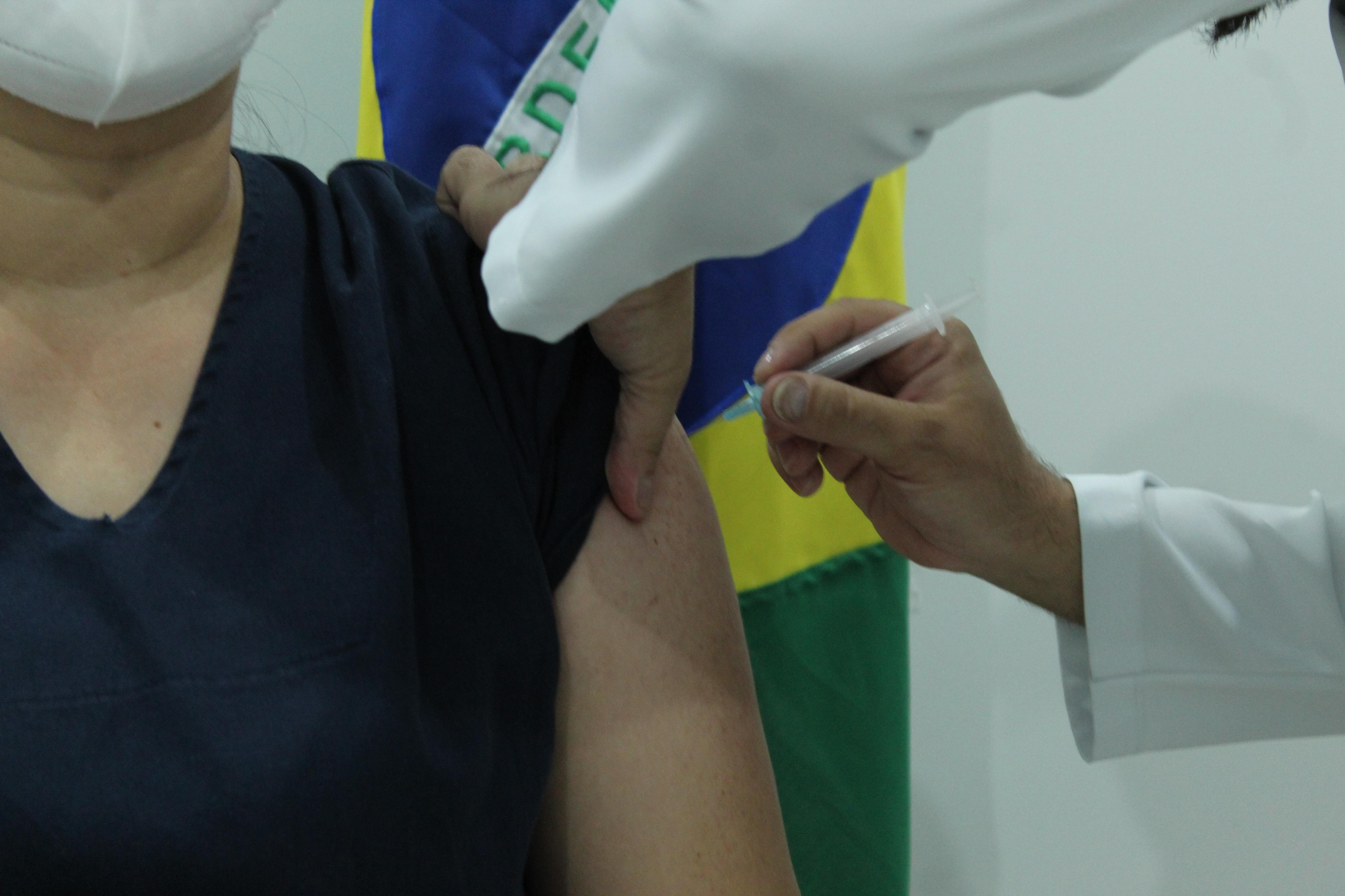 Seguindo o Plano Estadual de Imunização, o município de São Jorge do Patrocínio iniciou na última terça-feira (19/01/2021), a campanha de vacinação contra a Covid-19.