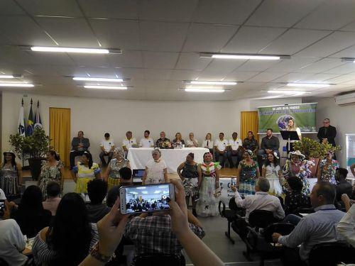 MUNICÍPIO MARCA PRESENÇA NO III SEMINÁRIO DE RESÍDUOS SÓLIDOS