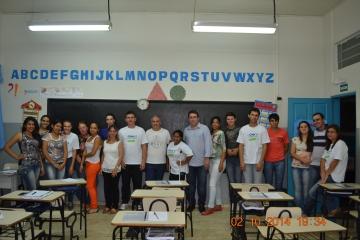 Cursos Profissionalizantes é destaque no Município de São Jorge do Patrocínio.
