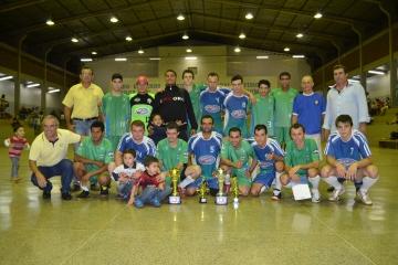 Doces Boca Doce campeã da 2ª Copa Industria e Comercio de São Jorge do Patrocínio.