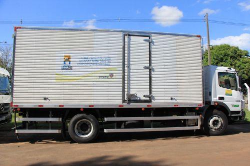 MUNICÍPIO DE SÃO JORGE DO PATROCÍNIO INVESTE MAIS DE R$ 800 MIL REAIS NA COOPERATIVA COOPELER.
