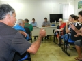 DELEI E MORADORES BUSCAM SOLUÇÃO PARA CASAS ATINGIDAS POR CHUVAS