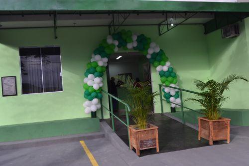 Inauguração do Espaço da Gestante marca a abertura da Semana da Saúde