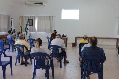 COOPERATIVA DE PRODUTORES RURAIS DE SÃO JORGE DO PATROCÍNIO - COOPAT, REALIZA ASSEMBLEIA COM COOPERADOS PARA ESCOLHA DA NOVA DIRETORIA.