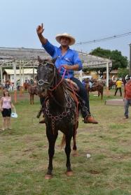 1° Cavalgada Municipal Entre Amigos de São Jorge do Patrocínio